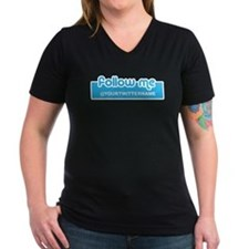 Personalizable Twitter Follow Me Shirt