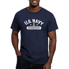 U.S. Navy Frogman T