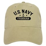 U.S. Navy Frogman Baseball Cap