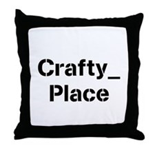 Cute Interior designer Throw Pillow