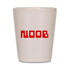 noob Shot Glass