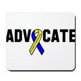 Advocate (down syndrome) Mousepad