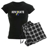 Advocate (down syndrome) Pajamas