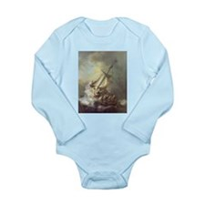 Artzsake Long Sleeve Infant Bodysuit