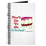 Do you Floss? Journal