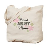 Proud Army Mom [fl2] Tote Bag
