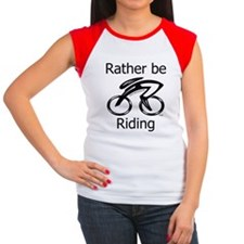"""""""Rather be Cycling"""" Tee"""