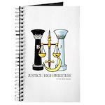 Justice / Priestess Journal