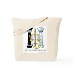 Justice / Priestess Tote Bag