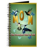 Mom_The Greatest Gift Of All Journal