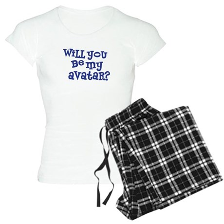 Will you be my avatar? Women's Light Pajamas