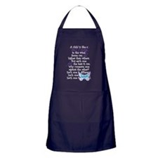 Every Child Apron (dark)