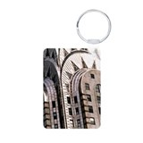 Chrysler Building! Aluminum Photo Keychain