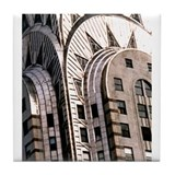 Chrysler Building! Tile Coaster