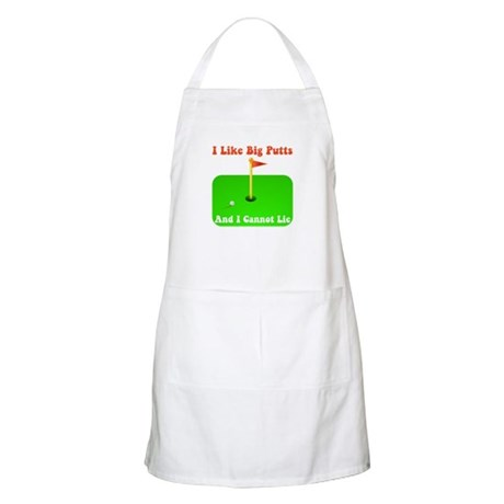 Big Putts Apron