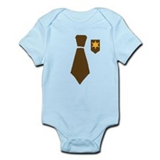 Little Sheriff Infant Bodysuit
