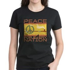 Peace for Every Nation Tee