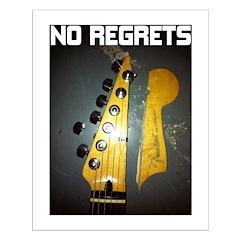 no regrets Posters