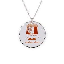 Amber Alert Necklace