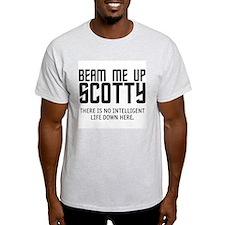 Beam Me Up Scotty T-Shirt