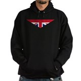 Great Britain Union Flag  Hoodie