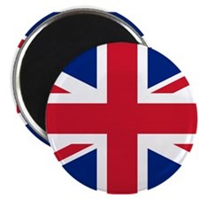 """Great Britain Union Flag 2.25"""" Magnet (10 pack)"""