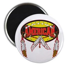 "Native American 2.25"" Magnet (10 pack)"