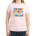 Friday Friday Women's Light T-Shirt