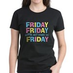 Friday Friday Women's Dark T-Shirt