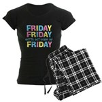 Friday Friday Women's Dark Pajamas