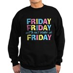 Friday Friday Sweatshirt (dark)