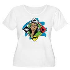 Native American Medicine Wheel T-Shirt