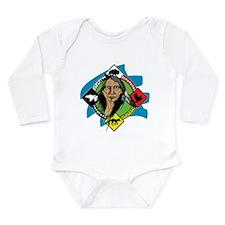 Native American Medicine Wheel Long Sleeve Infant