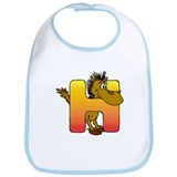 "Animals ""H"" Bib"