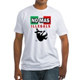 No Mas Illegals Shirt