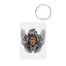 Indian Chief Wings Keychains