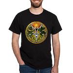 Litha/Summer Solstice Pentacl Dark T-Shirt