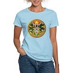 Litha/Summer Solstice Pentacl Women's Light T-Shir