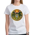 Litha/Summer Solstice Pentacl Women's T-Shirt