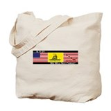 Cool Betsy ross Tote Bag