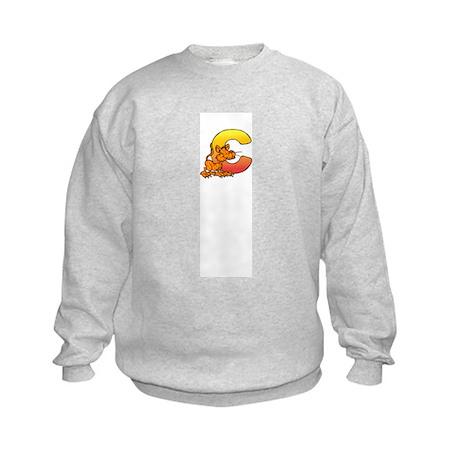 "Animals ""C"" Kids Sweatshirt"
