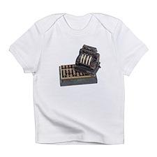 Tallying Business Finances Infant T-Shirt