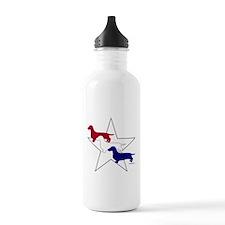 Patriotic Doxies Water Bottle