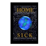 Home Sick Earth Postcards (Package of 8)