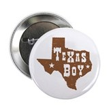 Texas Boy Button