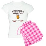 Behold the beer Women's Light Pajamas