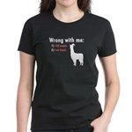 Wrong with Me Women's Dark T-Shirt
