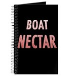 Boat Nectar Journal
