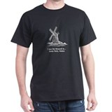 Windmill Black T-Shirt