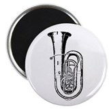Tuba Magnets (10 pack)